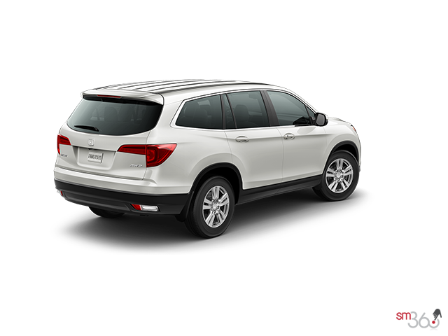 The New Honda Pilot Review And Specs 2015
