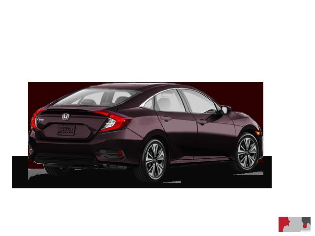 2016 Honda Civic Berline EX T New Honda