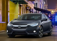 2016 Honda Civic: Canada's best-selling car gets remodelled
