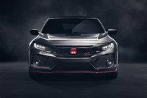 La rumeur confirmée : Honda présente la Civic Type R à Paris