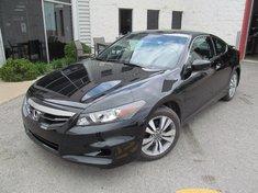 Honda Accord Cpe Ex-l/Navy Impossible de trouver plus beau/8pneus 2012