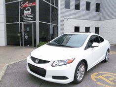 Honda Civic Cpe EX-Toit-Ouvrant-Garantie jusqu'A 200.000km 2012