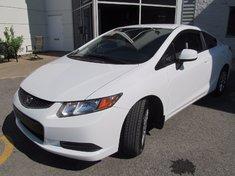 Honda Civic Cpe Lx,Bluetooth,A/C 2012