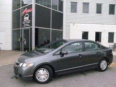 Honda Civic Sdn DX-G-Impeccable+Bas kilo+Garantie 10 ans 200.000km 2010