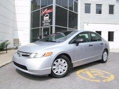 Honda Civic Dx-a-A/c-Vitre électrique-Garantie jusqu'A 200.000 2008