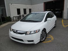 Honda Civic Ex-L-Cuir-Toit ouvrant 2010