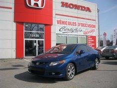 2012 Honda Civic SI NAVIGATION