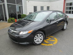 Honda Civic LX-Bluetooth 2012