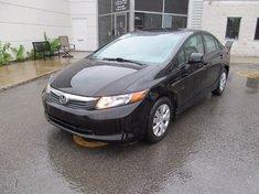 Honda Civic DX- 2012