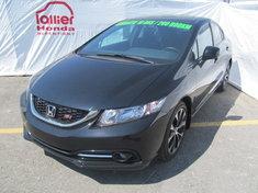 Honda Civic SI BERLINE + GARANTIE 10 ANS/200.000KM 2013