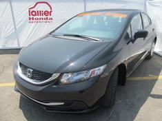 Honda Civic DX + GARANTIE 10 ANS/200,000KM 2014
