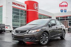 Honda Civic EX berline + garantie 10ans/200.000km 2014