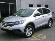 Honda CR-V LX-Impeccable-Garantie prolongée gratuite 2012