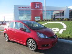 Honda Fit Sport + GARANTIE 10ANS/200.000KM 2013
