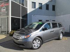 Honda Odyssey LX+Garantie 10 ans ou 200.000km 2012